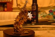 Metal Star Art 2