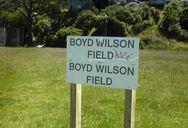 Boyd Wilson Field
