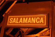 Salamanca Cable Car Stop