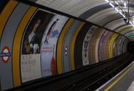 Travelling on the Tube